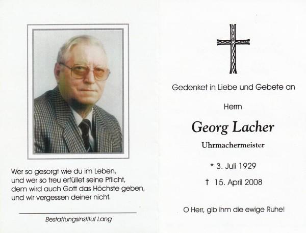 Georg Lacher