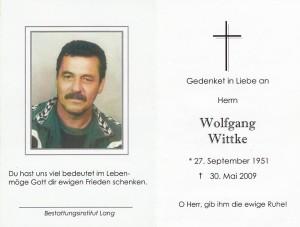 14 Wolfgang Wittke
