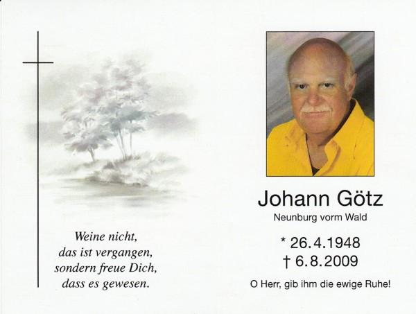Johann Götz