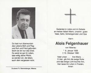 2 Alois Felgenhauer