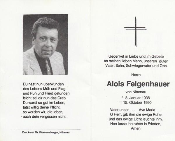 Alois Felgenhauer