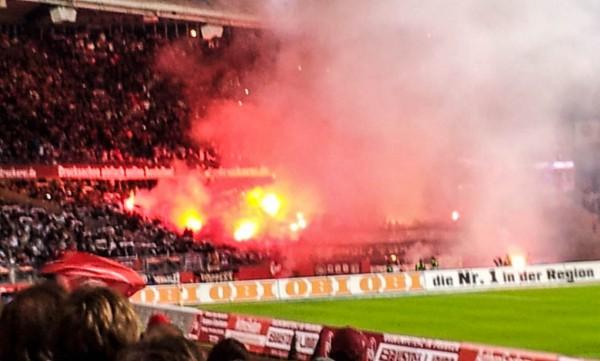 Nürnberg vs Frankfurt 2012
