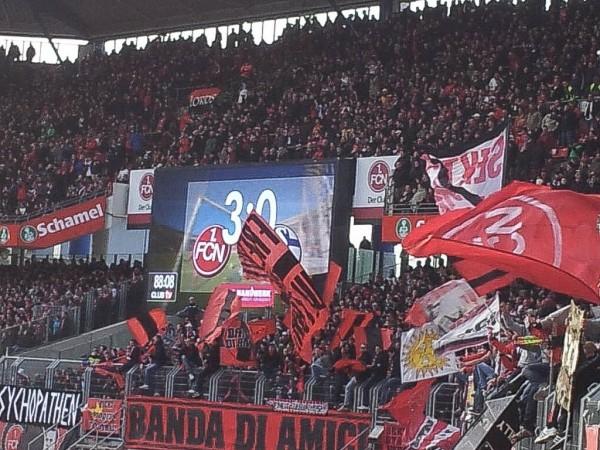 Nürnberg vs. Schalke  2013