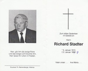 5 Richard Stadter