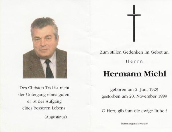 Hermann Michl