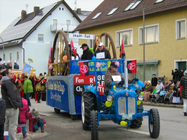 Faschingsumzug Nittenau 2013