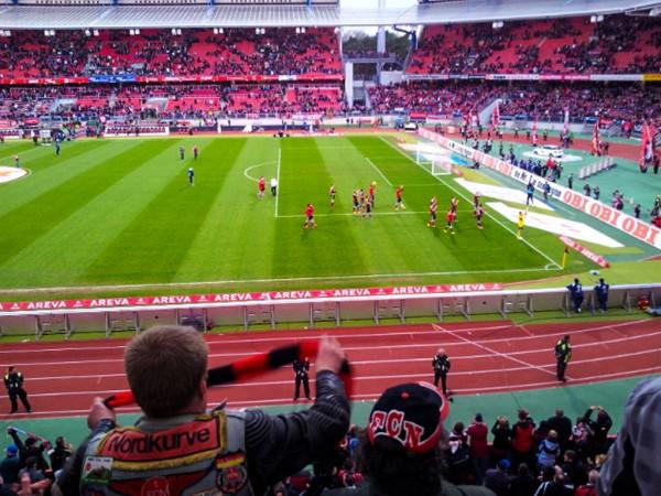 Heimspiel Club vs HSV 2012