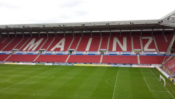 Auswärtsfahrt Mainz vs FcN 2014