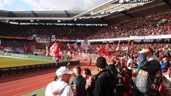 Heimspiel FCN vs Braunschweig 2014