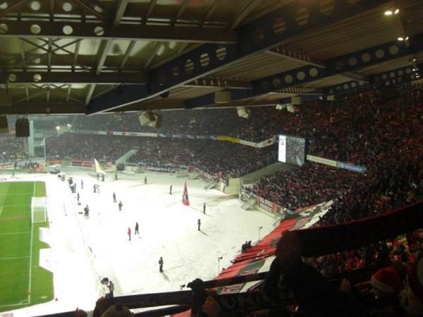 Nürnberg vs. Dortmund 2010