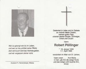 1 Robert Pöllinger