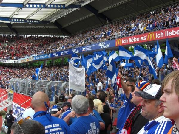 Nürnberg vs. Schalke 2008