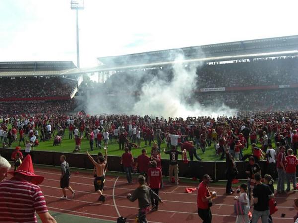 Nürnberg vs. Cottbus 2009