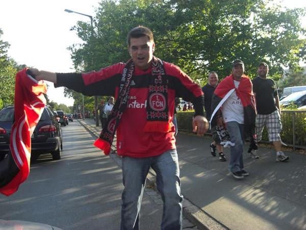 Nürnberg vs. Gladbach 2009