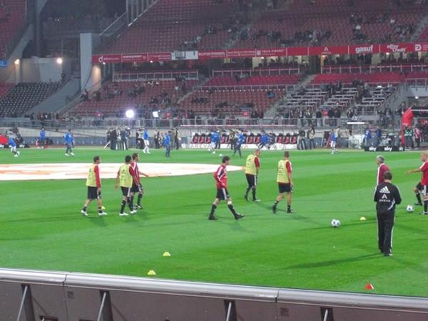 Nürnberg vs. Bochum 2009