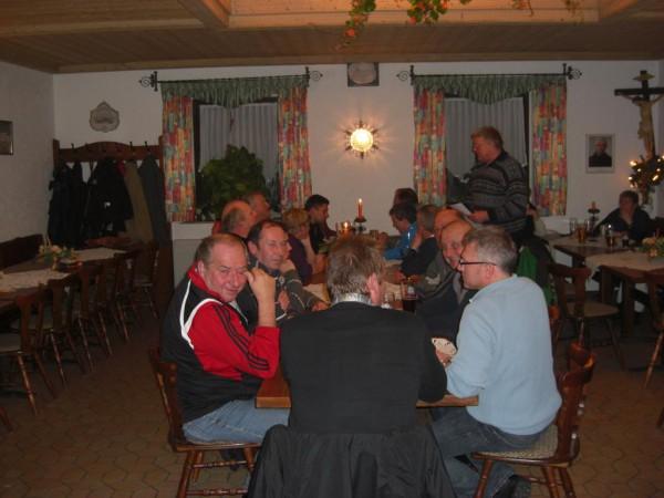 Nachtwanderung nach Neuhaus 2011