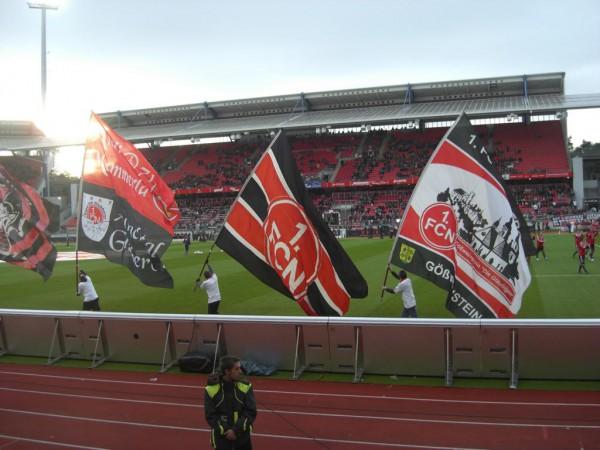 Nürnberg vs. Gladbach  2011