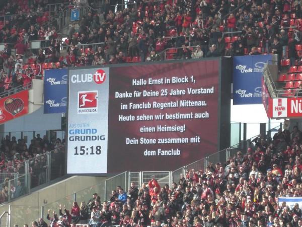 Nürnberg vs. Werder Bremen 2011