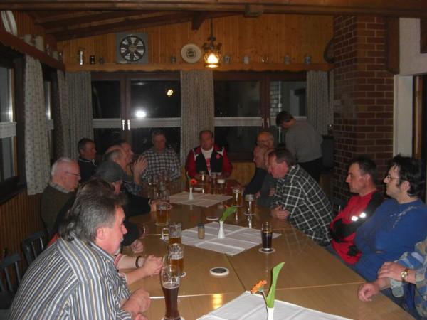 Sitzung in der Mauth 2011