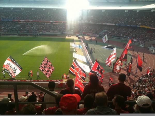 FcN vs. Mainz 2011