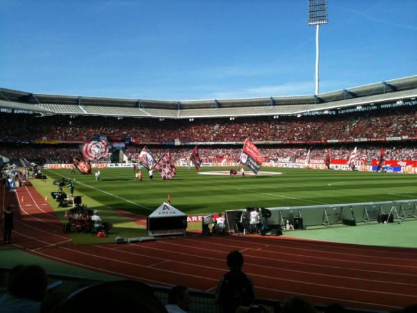 Ostersonntag Stadion FcN 2011