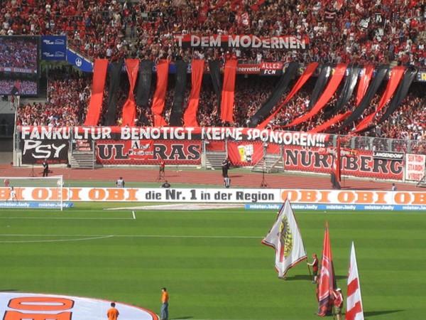 FcN vs. Bremen 2007